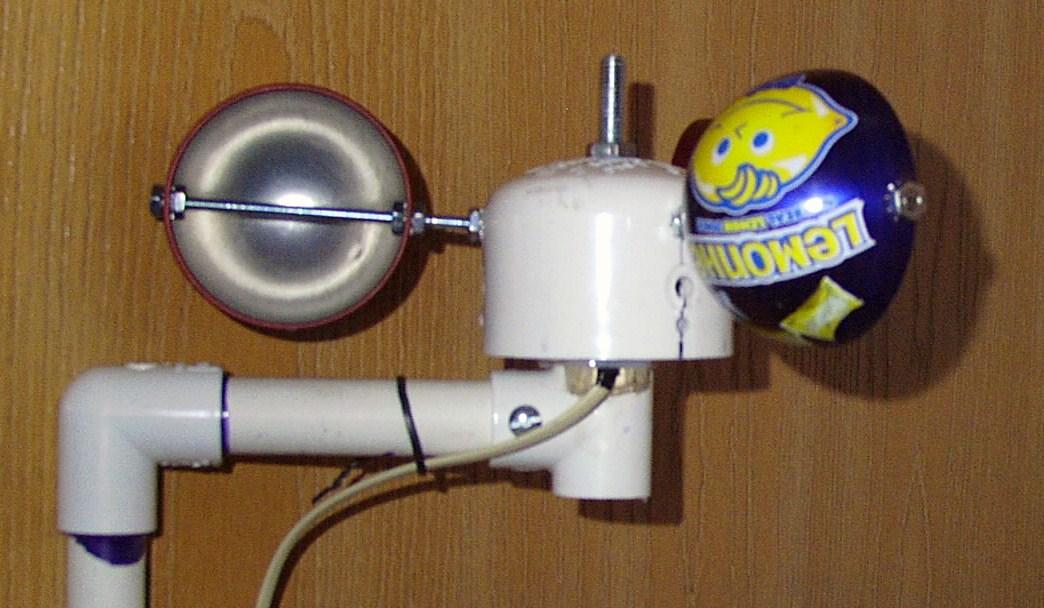 Arduino Wind Chill Machine