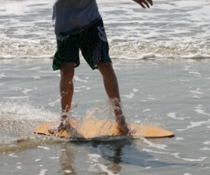 How to Skimboard