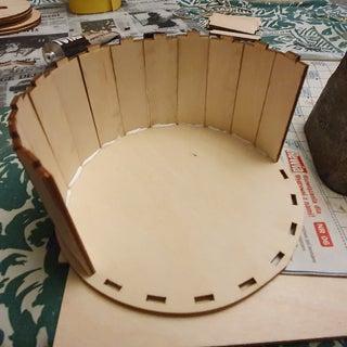 Carter's Lasercut Iris Box V2