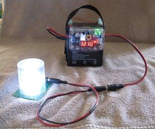Small Emergency Power System