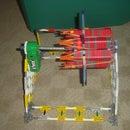 Knex 8 shot gatling gun