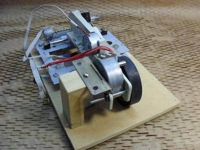 Printer From a CD Reader