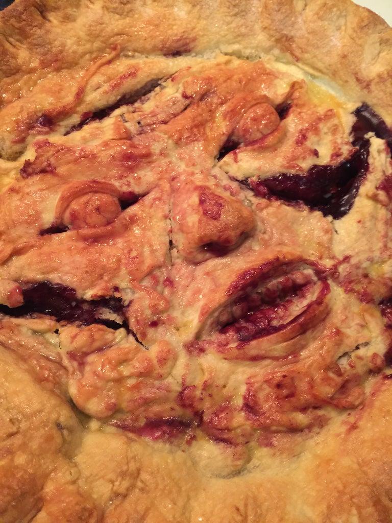 Zombie Cherry Pie