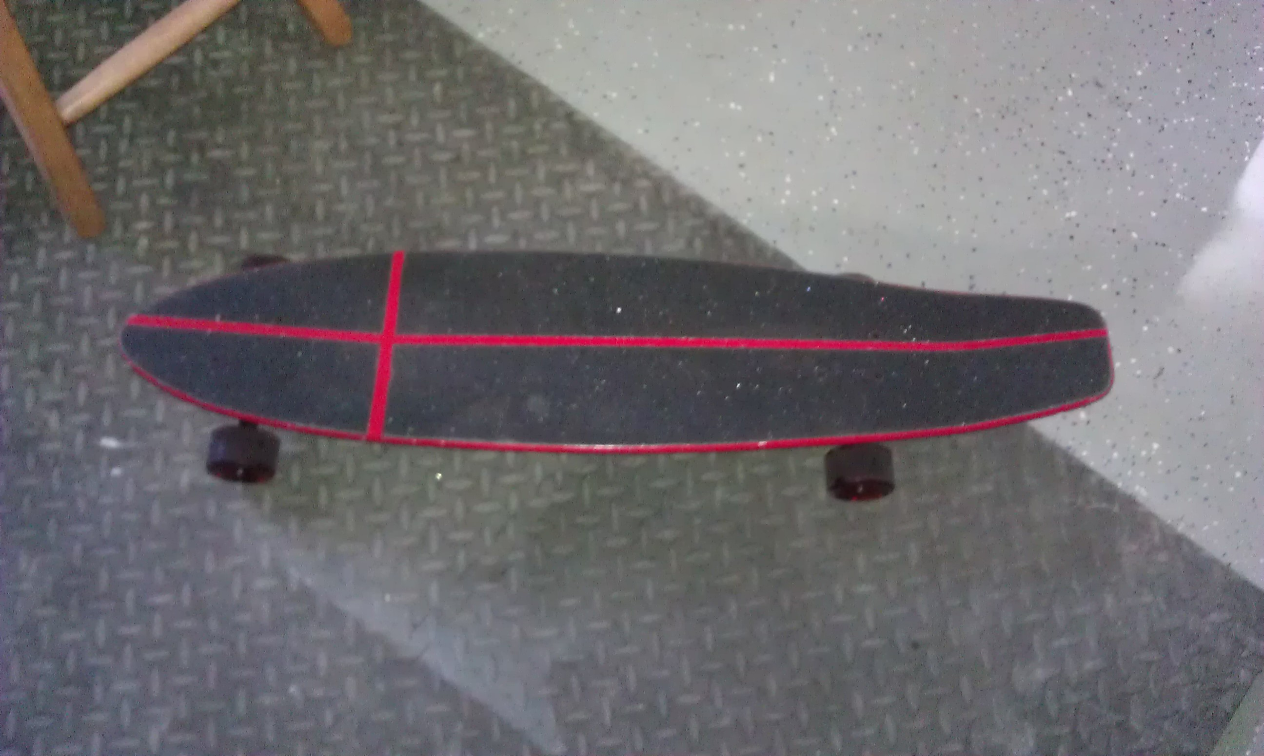 Taking a $20 Longboard and Making it Worth $100