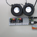 Build a VU Meter With Integrated Circuit KA2284 (Includes Printed Circuit)