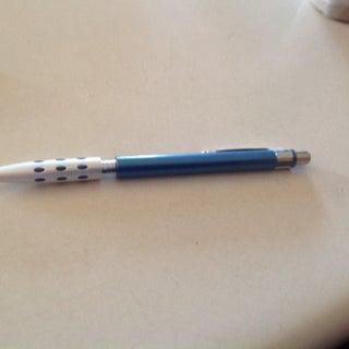 Click Trigger Pen Gun