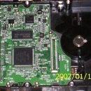 Fixing a Maxtor hard drive