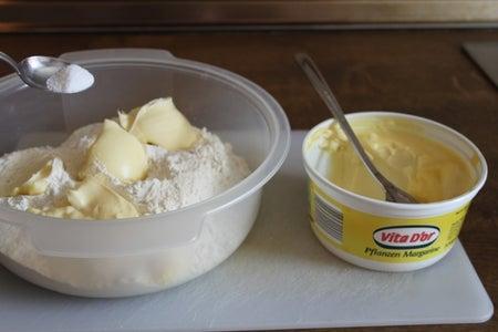 Making the  Dough