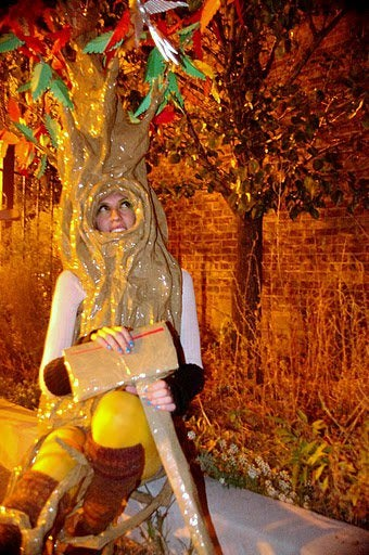 Make an Award-winning Costume in One Night With Packing Tape and Newspaper