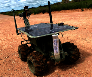 SOLARBOI - a 4G Solar Rover Out to Explore the World!