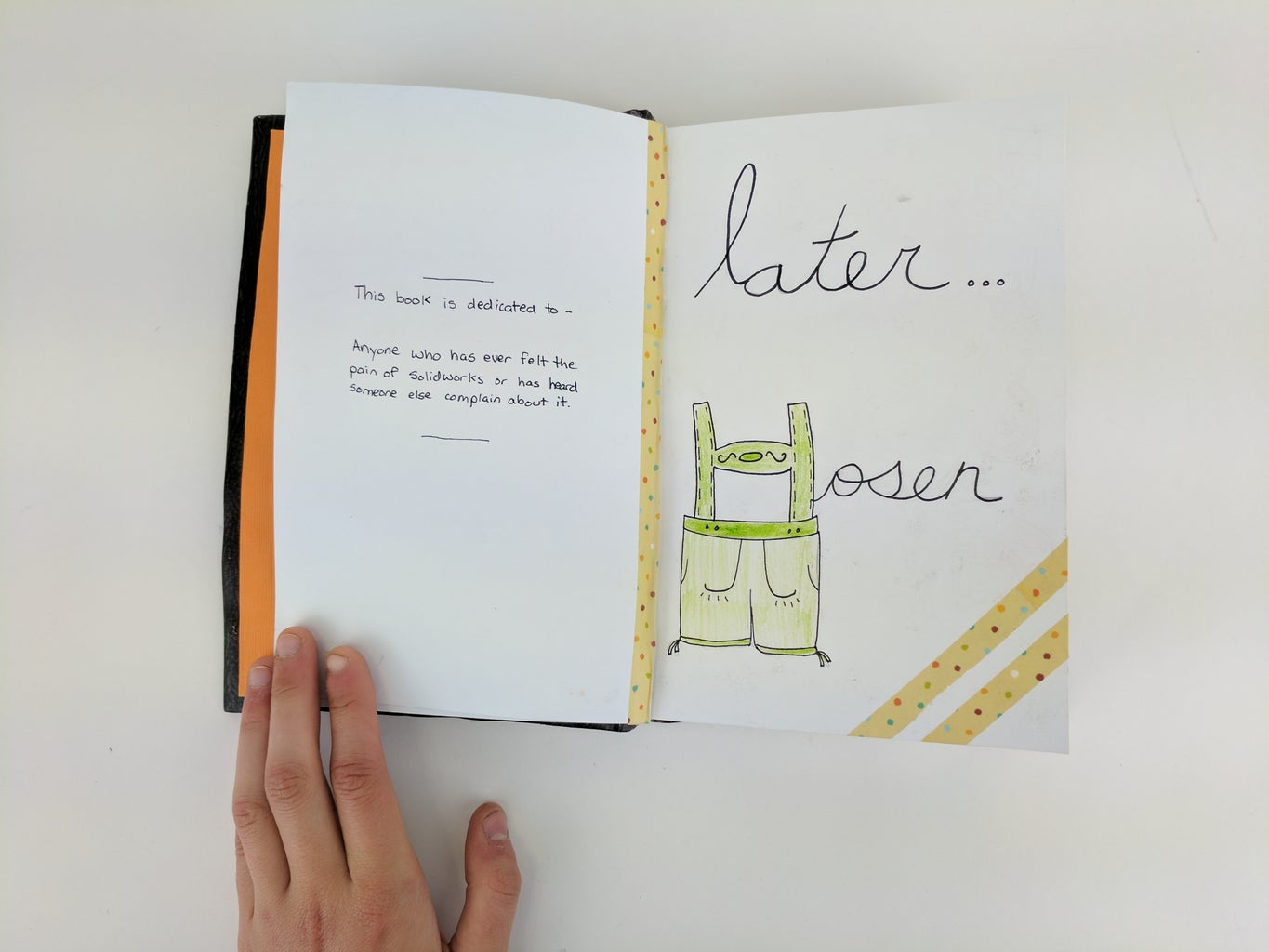 Making Your Own Book