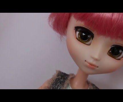 Body Swap: Pullip Head x Made to Move Barbie Body