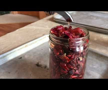How to ORGANICALLY Sun-dry  Tomatoes