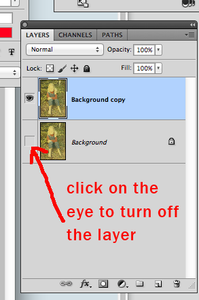 Copy the Layer.