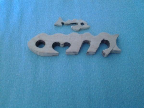 My Custom Fishbone Gear Ties
