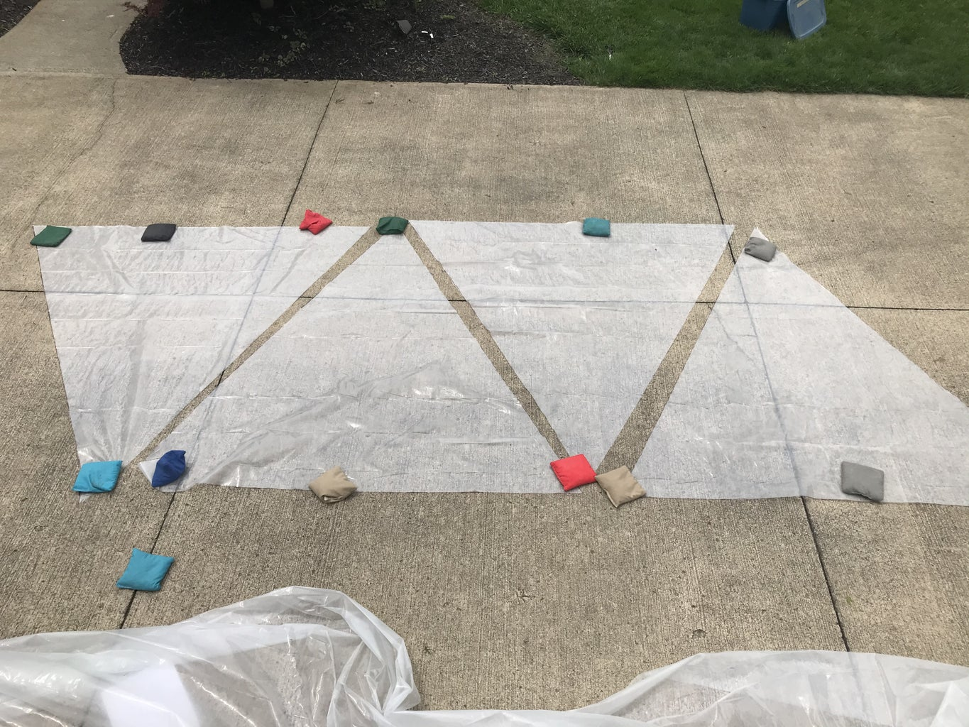 """Part """"A"""" (The Pyramid)"""