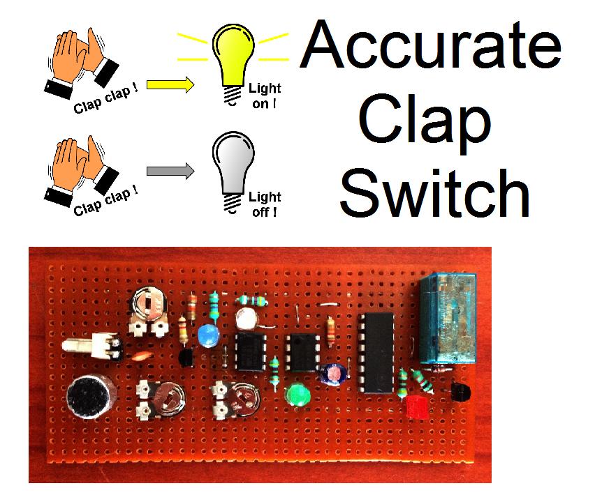 Clap Switch