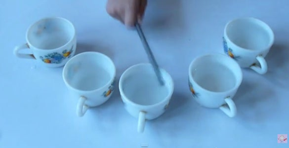 Make a Musical Instrument for Kids in 5 Mints - Jal Tarang