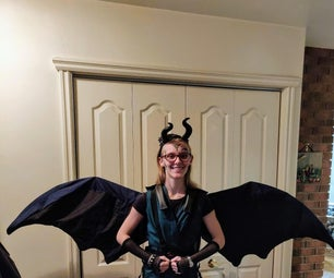 Folding Dragon Wings