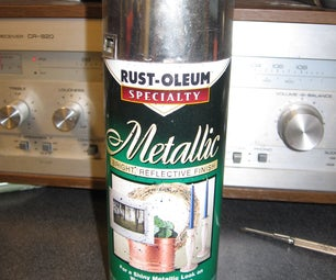 Easy DIY Spray Paint Stash Can - 20 Minute (or Less!)