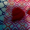 Cute Preemie Valentines Day Hat