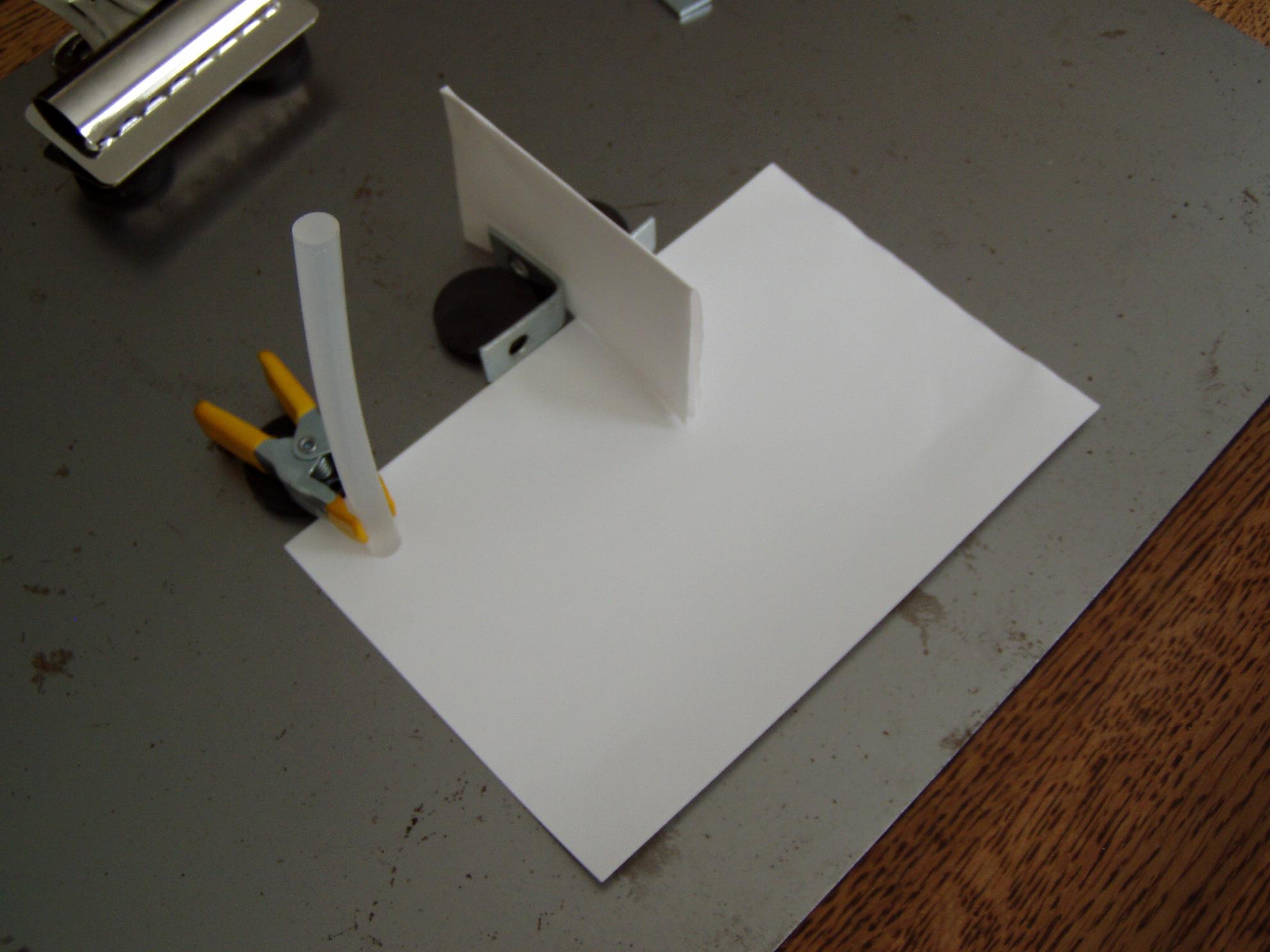Model Making Clamp Board