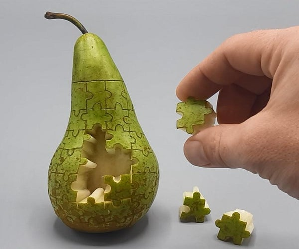 Pear Jigsaw Puzzle