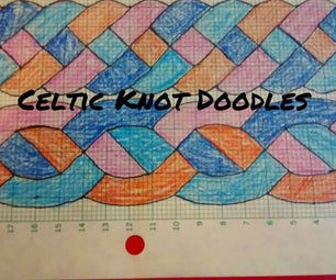 How to Draw Celtic Knot Doodles