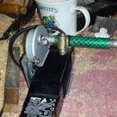 FIshing rod building epoxy turner