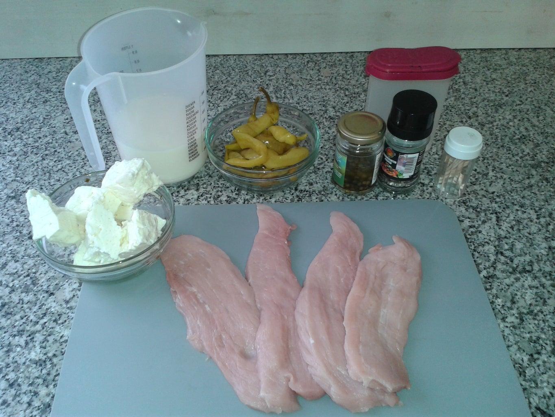 Pepperoni Feta Pork Filet Rolls Recipe