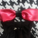 How to make a frabric Bow