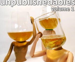 Unpublishedables - Volume 1