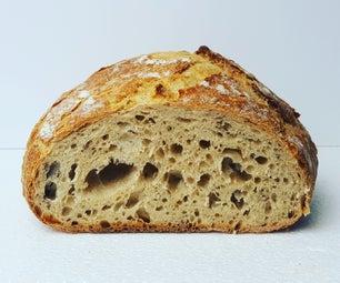 Caraway黑麦面包