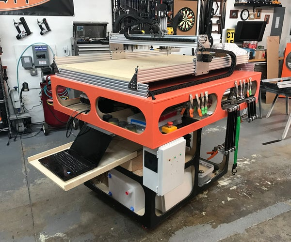 DTSG (Dave the SIGN Guy)  CNC