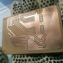 Raspberry Pi Homemade Custom Expansion Board