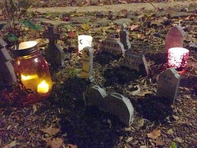 Make a Graveyard