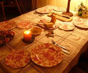 How to Make a Nice Italian Dinner