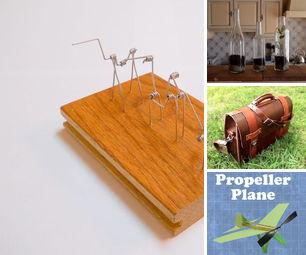 Fun Stuff to Make & Play - Manual Craft