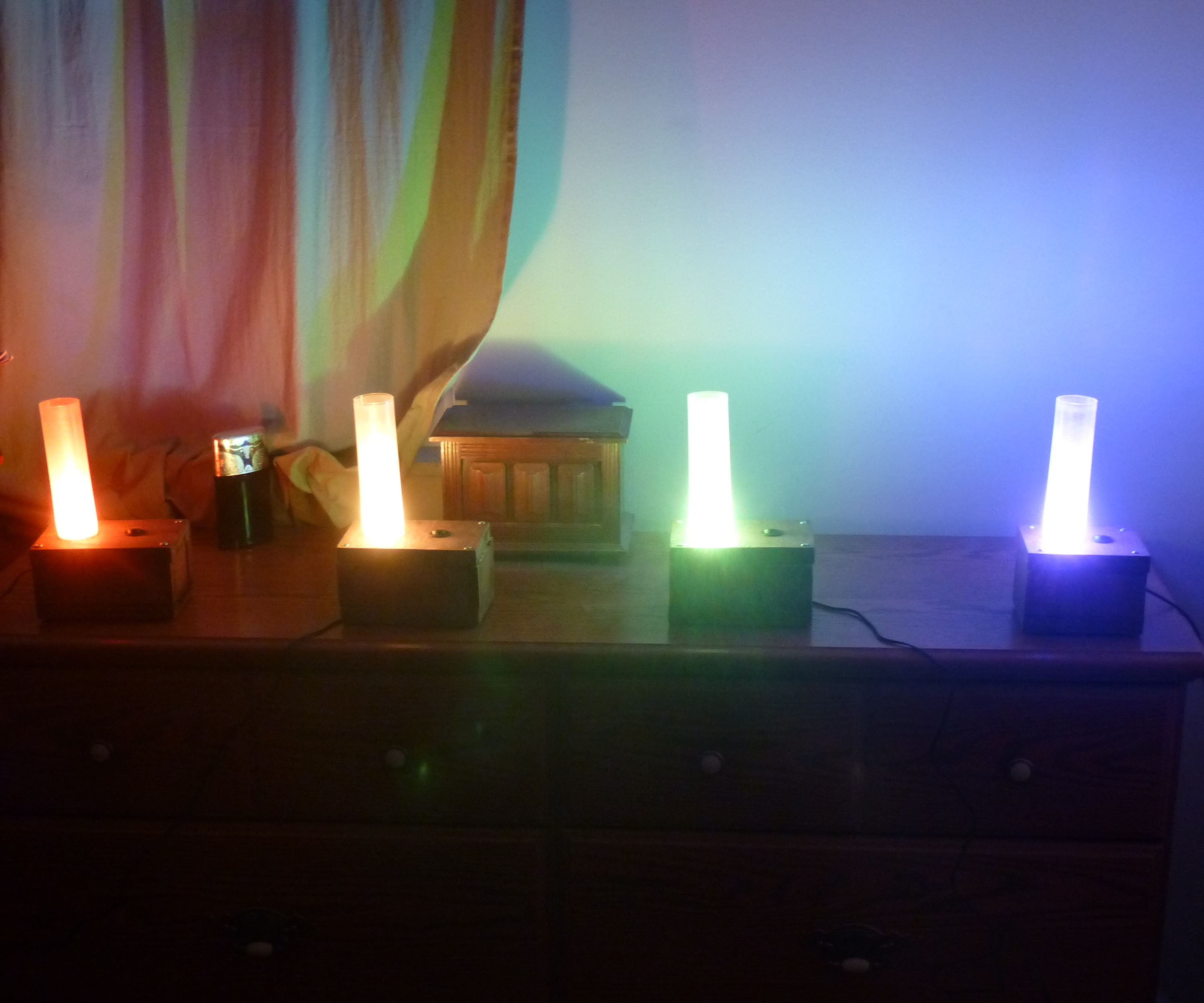 Color Changing Mood Light