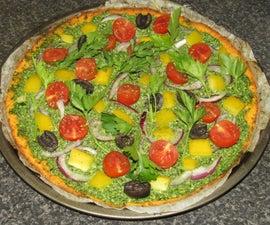 Butternut Base Pizza
