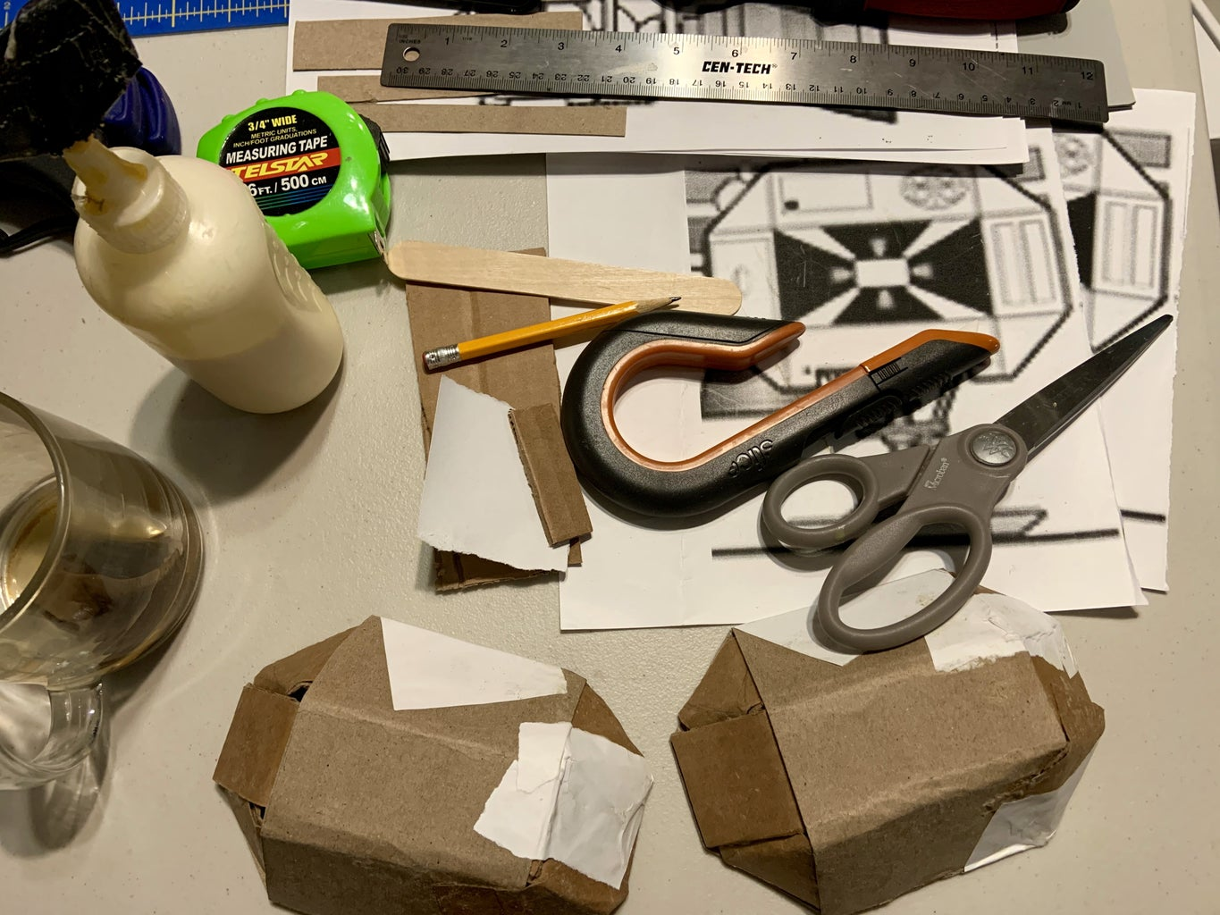 Creating a Wessel...