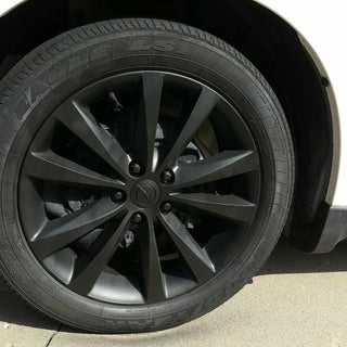 How to PlastiDip Your Car's Rims Matte Black Without Tire Removal!
