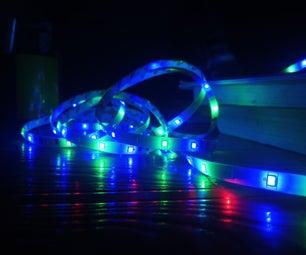 Music Synced RGB LEDs | RGB Fun With Arduino