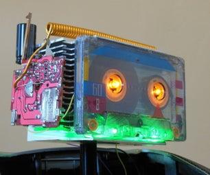 Audio Junkbot