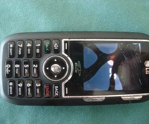 LG Rumor UX260 LCD Replacement