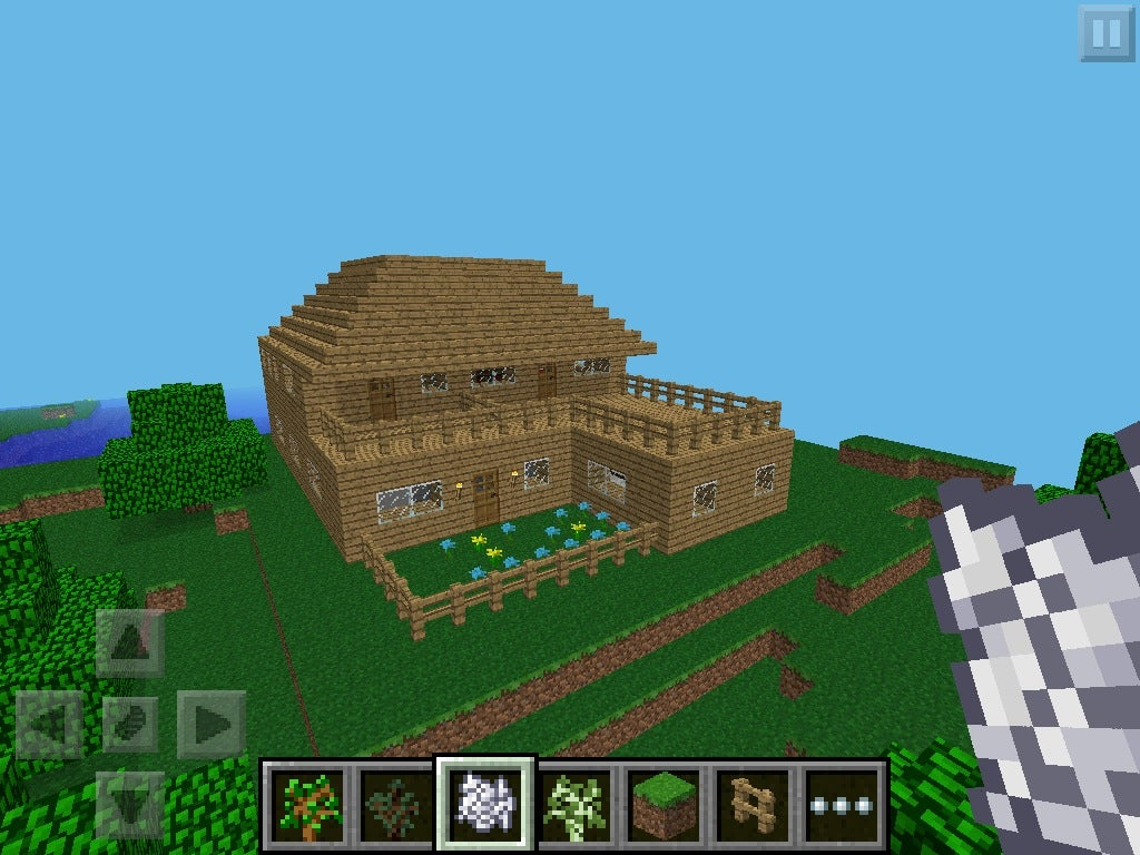 Minecraft Pe Home Sweeet Home 6 Steps Instructables