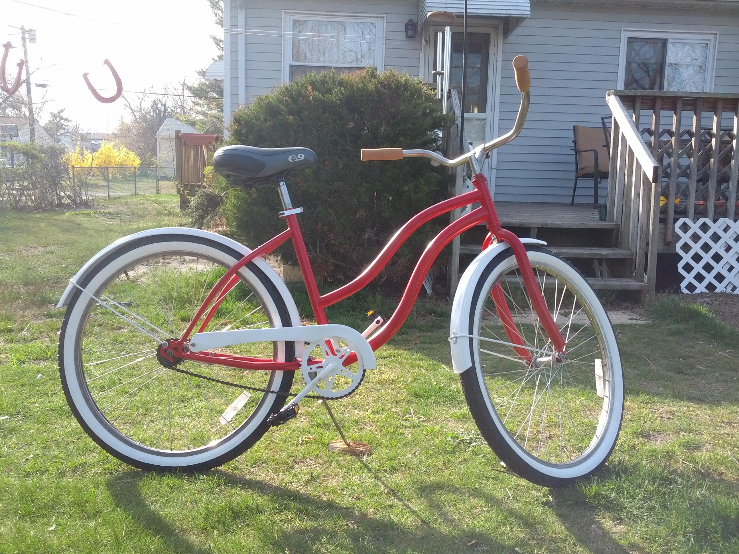 Refurbishing an Old Bicycle
