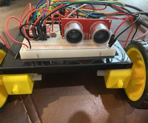 Light Tracking and Obstacle Avoidance Robot With Arduino and Subsumption Architecture