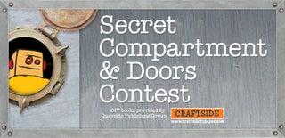 Secret Doors and Compartments Contest