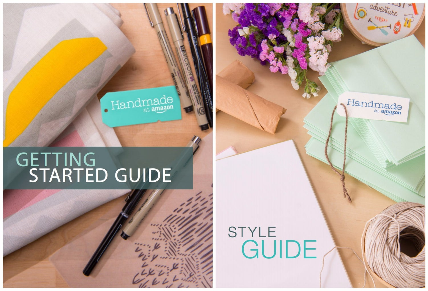 Review the Handmade at Amazon Style Guide and Getting Started Guide